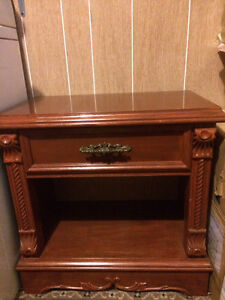 nightstand/end table Kitchener / Waterloo Kitchener Area image 1