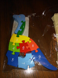 Lot of Wooden puzzles