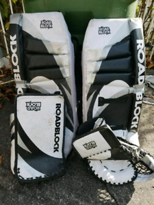 Road Hockey Goalie Equipments