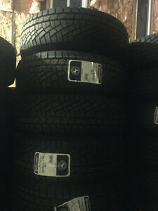 Four New 195 / 65 R15 Continental Extremewinter Contact Tires