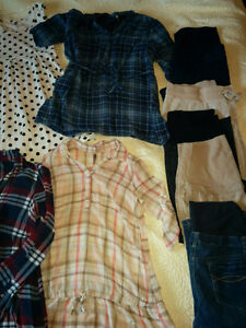 Maternity Clothes - Excellent Condition