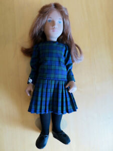 Vintage Sasha Doll 183A Real Hair Kiltie - Limited Edition