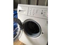 Bosch Washing Machine - Hardly used