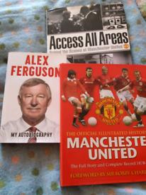 Books Manchester United