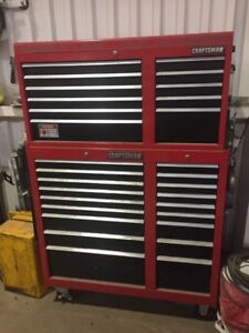 Large tool box/chest