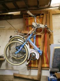 Universal fold up bike