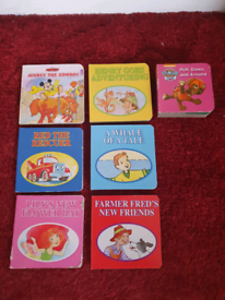 Baby and Children's books 50p each,