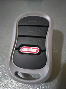 Garage door opener remote, Genie brand