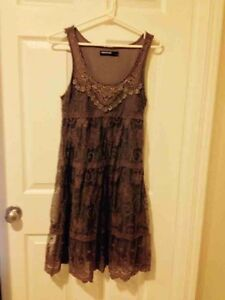 Women beaded dress