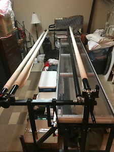 APQS Used Long Arm Quilting Machine