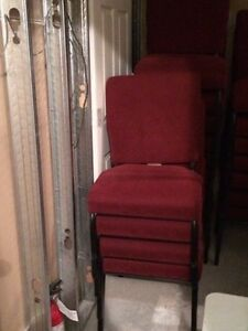 Church chairs for sale!