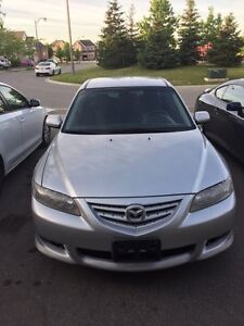 Mazda 6, 2006 year for sale!