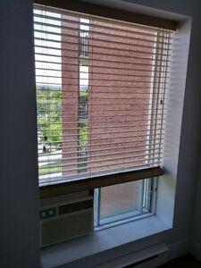 habillage de fenêtres / stores et toiles West Island Greater Montréal image 6
