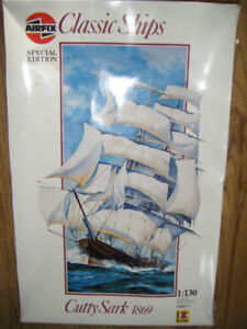 Collectible Special Edition, Cutty Sark Model Truro