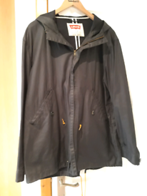 Mens Levis hooded jacket