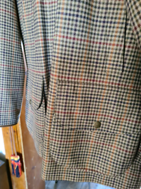 Beautiul pure wool field jacket from house of Bruar. SOLD SOLD SOLD