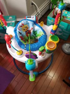 Baby Einstein's activity jumper