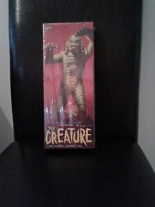 THE CREATURE MODELS KIT par POLAR LIGHTS...