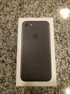 iPhone 7 Black 32gb With Case
