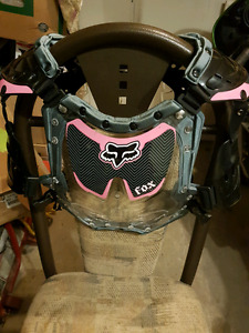 Womens chest protector