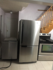 Stainless steel fridge,stove,dishwasher for sale