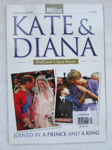Royals: Kate & Diana William's two loves