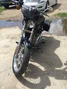 Mint Condition. 2000 Harley Sportster 21800 km Regina Regina Area image 2