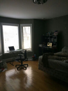 Downtown - Quinpool Area - Large Master Bedroom for Rent - JAN