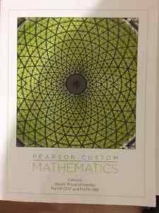 CALCULUS MRU MATH 1200 TEXTBOOK + SOLUTIONS MANUAL