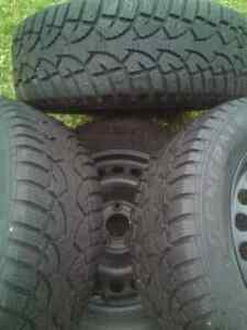 Winter rims and tires Prince George British Columbia image 2