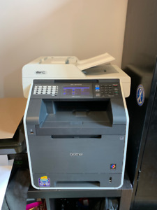 Great all-in-one office laser printer, scanner, copier, fax!
