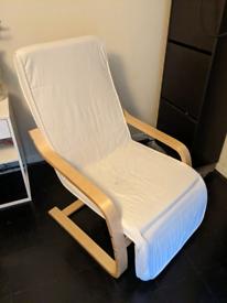 Poang-like armchair