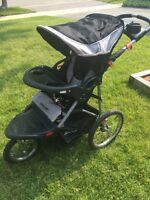 Baby trend Jogger 3 wheel strollee