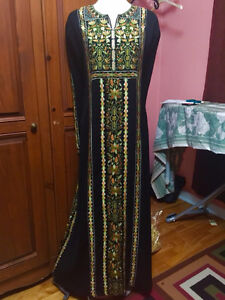 New Embroidered Dress - from Palestine