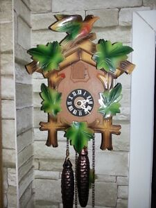 Beautiful German Cuckoo Clock