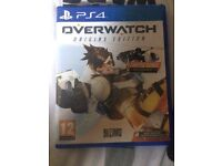Overwatch PS4 for sale or swap