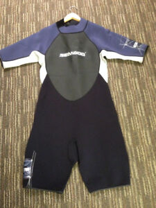 SEA DOO WET SUIT- WOMEN'S  BRAND NEW! WITH TAGS!
