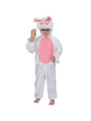 Child Kids Easter Bunny Rabbit Fancy Dress Animal Costume - Kids Bunny Rabbit Costume