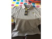 Lyle & Scott polo shirt XL