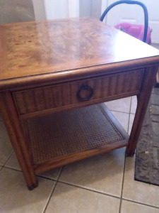 Beautiful 1976 end table