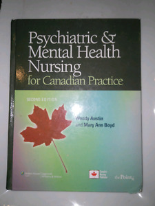 Psychiatric & Mental Health Nursing for Canadian Practice 2nd Ed