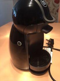 Nescafé Dolce Gusto hot and cold coffee machine