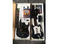 PS2 Guitar Hero