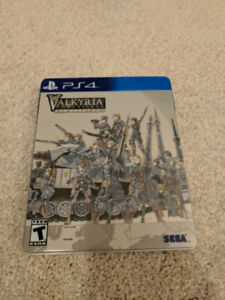 Valkyria Chronicles Remastered (Steelbook)