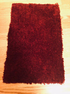 Carpet, Burgundy, Great for Your Rec Room