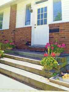 4 BD Family Home for lease in Port Credit, Mississauga