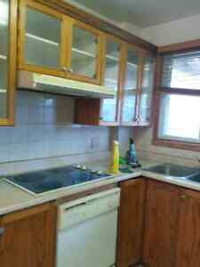 51/2 for rent  , including fridge,stove dishwasher,washer and dr