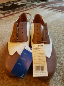 Sansha Adult Tap Shoes-Never used