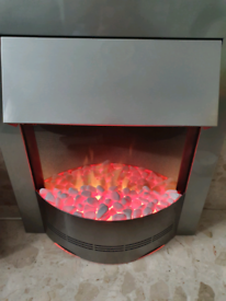 Dimplex heater for fireplace