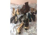 BARGAIN job lot ladies shoes